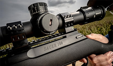 Customers who purchase any new Mauser or J.P. Sauer and Sohn rifle from an authorized dealer's in-store inventory will receive a coupon code for 50% off the online purchase of one Minox optic.
