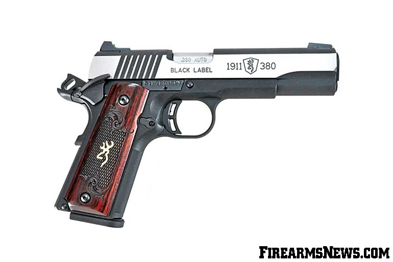Browning .380 ACP Black Label Medallion Pro 1911 Review