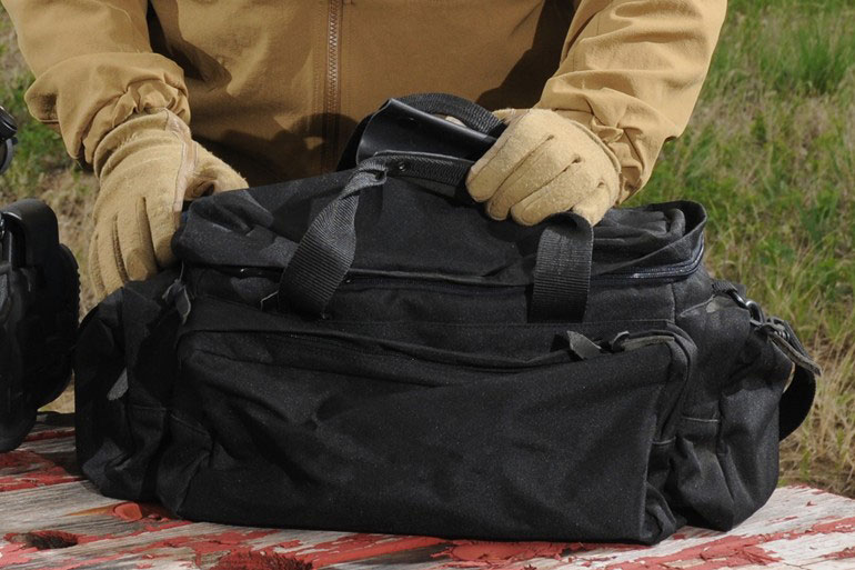 Shooting Tips: Building the Ultimate Range Bag