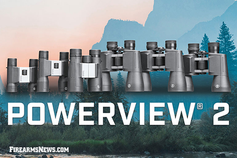 Bushnell Now Shipping Powerview 2 Binoculars