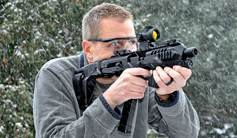 The CAA Micro Roni Stabilizer - Gimmich or Go-To?