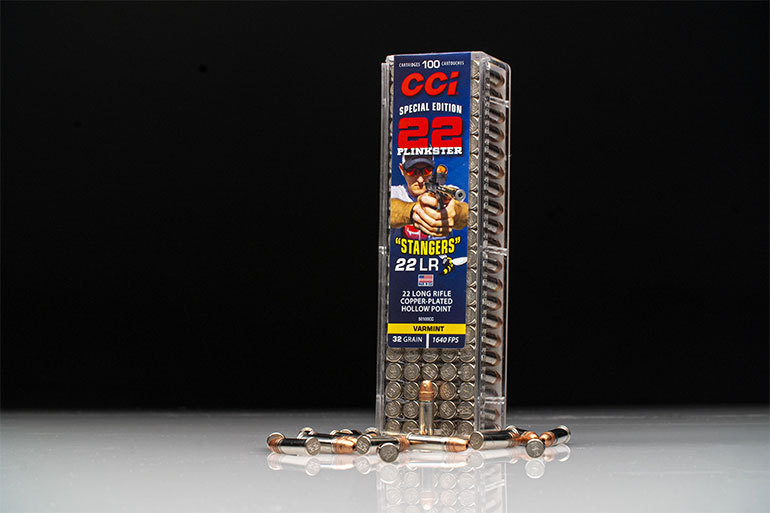 CCI 'Stangers' Special Edition 22 LR Ammo - First Look