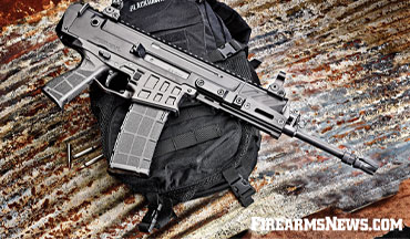 The CZ Bren 2 Ms is an example of a renewed interest in non-AR designs.