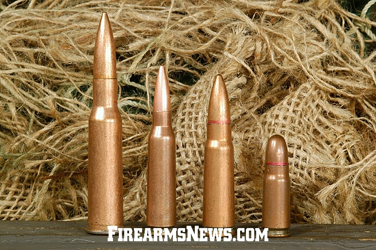 China's 5.8x42mm Rifle Cartridge - How Good Is It?