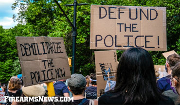 "The new rallying cry for protestors and rioters has become ""Defund the Police!"" with no real explanation of how the function of law enforcement will be handled, except for vague ""community-based alternatives."""