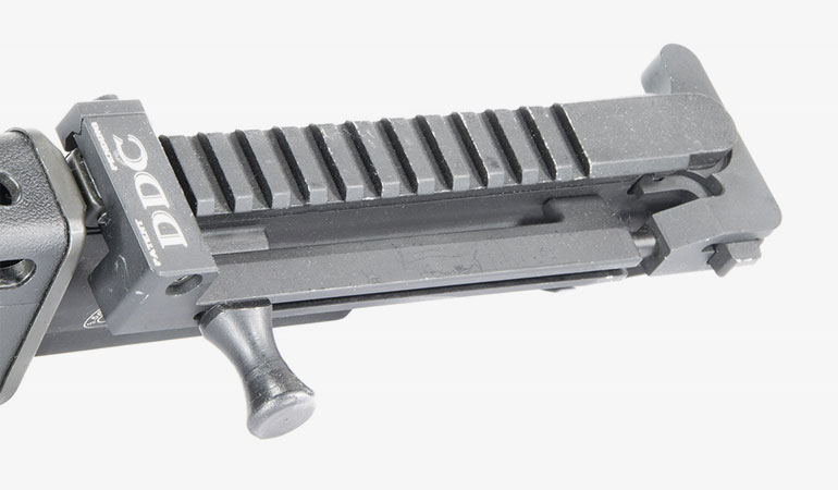 Overall, the Devil Dog Hard Charger - a charging handle upgrade - is a well designed, well thought out design.