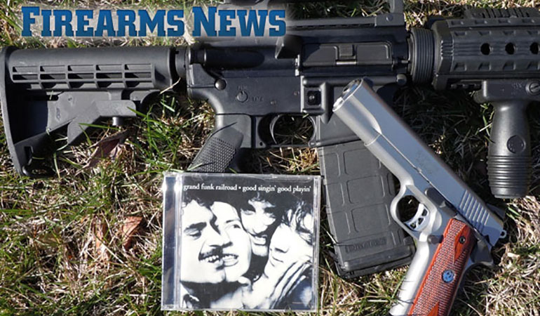 The Most Pro-2nd Amendment Song EVER! 'Don't Let 'em Take Your Gun' by Grand Funk Railroad