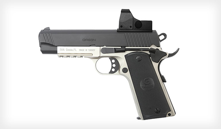 EAA Girsan MC1911C Commander Now Available in .45 and 9mm