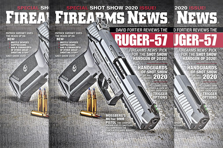 Firearms News April 2020 – #7 SHOT Show Special Issue