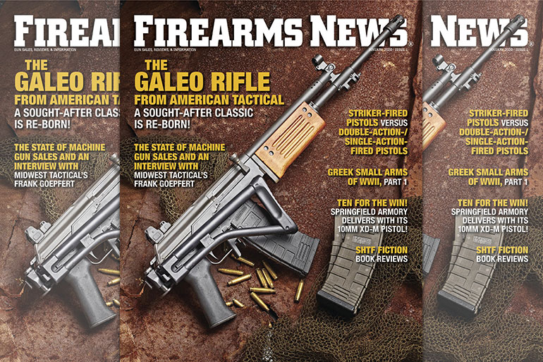 Firearms News January 2020 – Issue #1