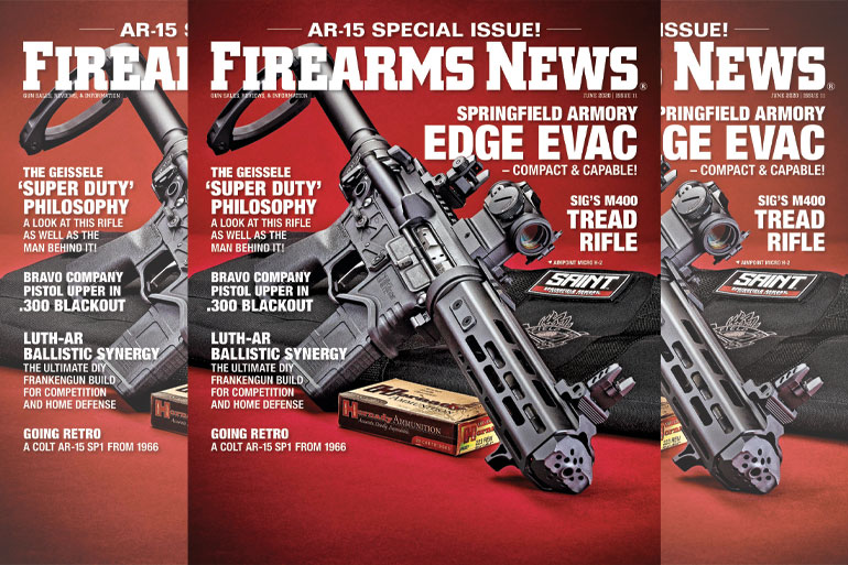 Firearms News June 2020 – Issue #11