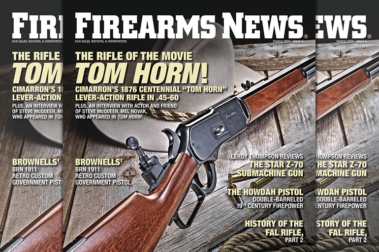 Firearms News March 2020 – Issue #5