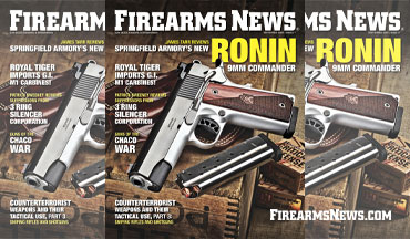 On sale September 8th, 2020! Pick up a copy at your local magazine stand, Walmart, Barnes & Noble, or major book retailer. Firearms News prints two exciting issues per month so be sure to get both copies or subscribe!