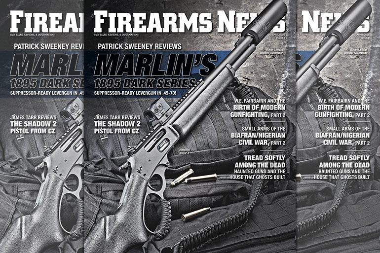 Firearms News April 2020 – Issue #8