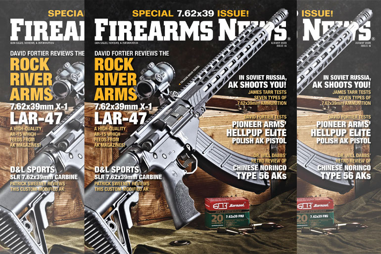 Firearms News August 2020 — Issue #16