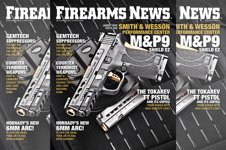 Firearms News July 2020 — Issue #14