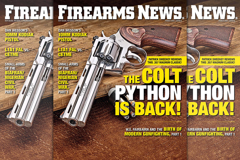 Firearms News March 2020 – Issue #6