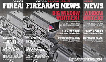 On sale September 22nd, 2020! Pick up a copy at your local magazine stand, Walmart, Barnes & Noble, or major book retailer. Firearms News prints two exciting issues per month so be sure to get both copies or subscribe!