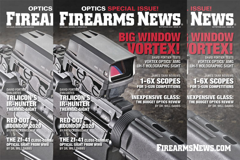 Firearms News September 2020 — Issue #18