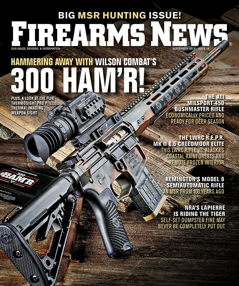 Firearms News September 2019