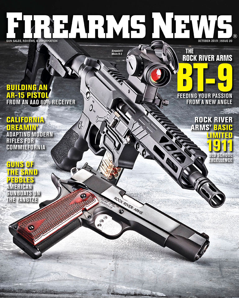 Firearms News October 2019