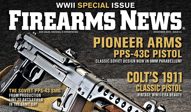 Firearms News November, WWII Special Issue 2019 – Issue #21