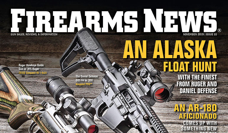Firearms News November 2019 – Issue #22
