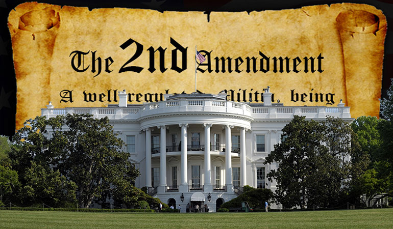 Tell the White House that the 2nd Amendment Was Not Given to the People by Government