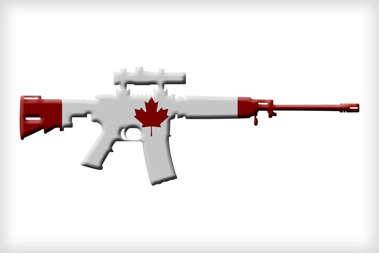 Canada's New Gun Ban