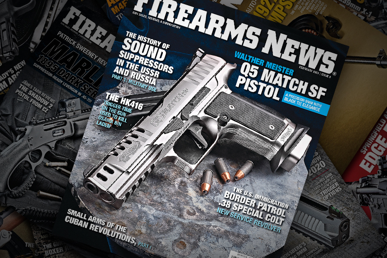 Firearms News February 2021 — Issue #3