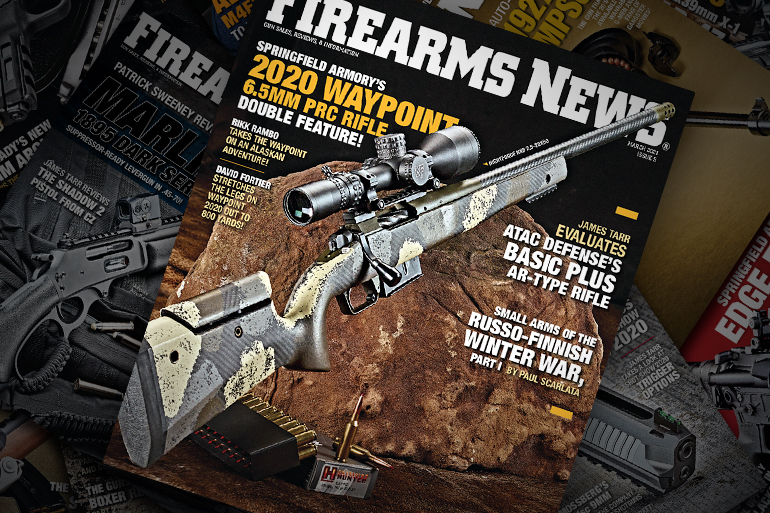 Firearms News March 2021 — Issue #5