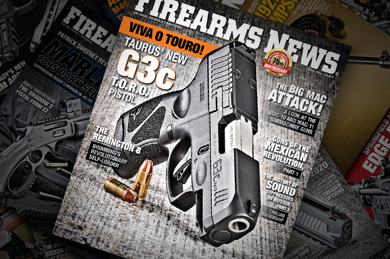 Firearms News Magazine: April 2021 — Issue #7