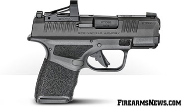 If the Springfield Hellcat 9mm proves as reliable as the company claims, then this could be a real winner in the concealed-carry market.