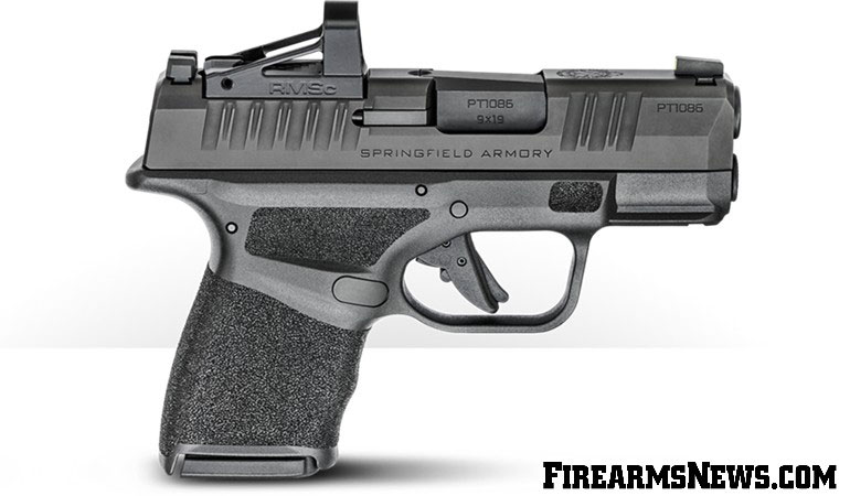New Springfield Hellcat 9mm Subcompact!