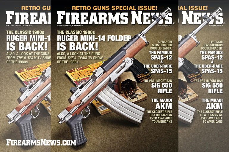 Firearms News July 2020 — Issue #13 (VIDEOS)