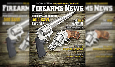 Firearms News May 2019 Issue 10 is now on sale!