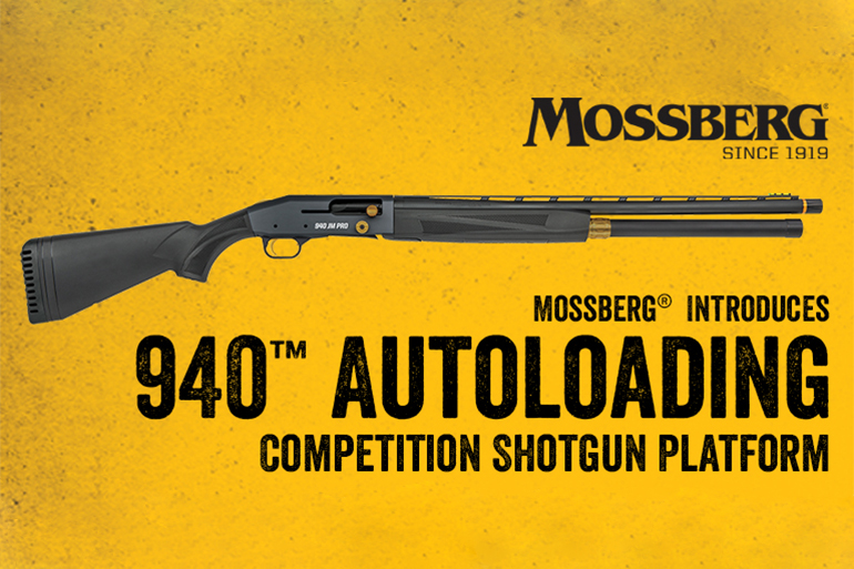 At First Glance: New Mossberg 940 Competition Shotgun