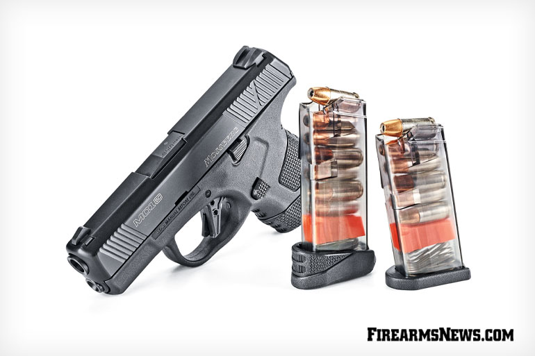 The Mossberg MC1sc is the company's first Pistol in 100 years, and it's as modern and capable as any carry pistol On the market!
