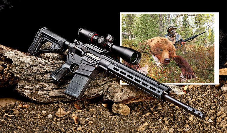 Savage Arms MSR-10 Hunter Review