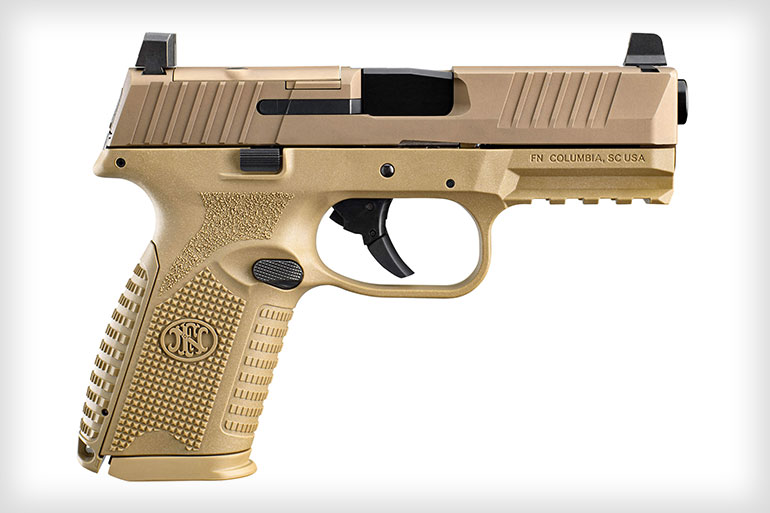 FN 509 Midsize MRD FDE – Now Available