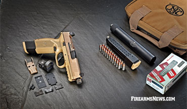 FN hits a homerun with the FN 509 Tactical 9mm pistol.