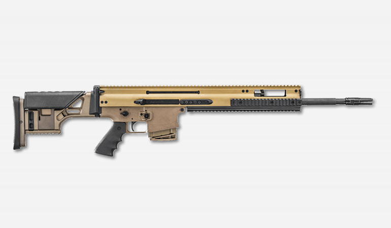 FN America, LLC announced the release of the highly-anticipated FN SCAR 20S precision rifle.