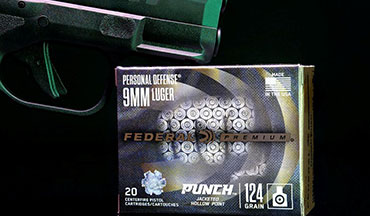 Federal rolls out a new line of defensive handgun ammunition for self-protection and concealed carry.