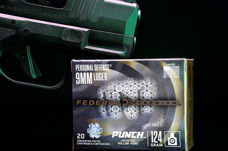 Federal Punch Defensive Handgun Loads – First Look