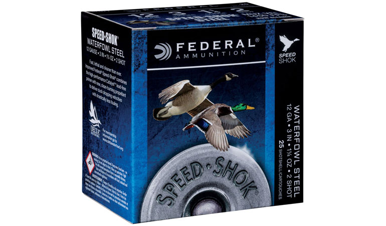 Federal Ammunition announced the company has redesigned its complete line of Speed-Shok waterfowl loads.