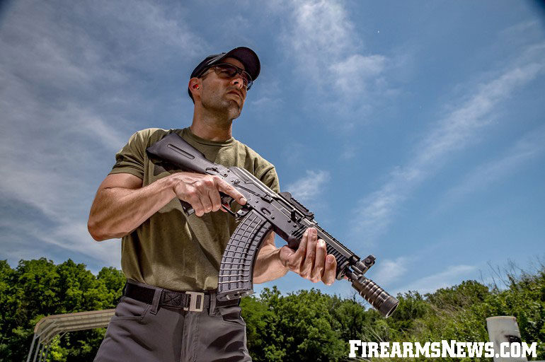 Shooting Tips: Fighting with an AK