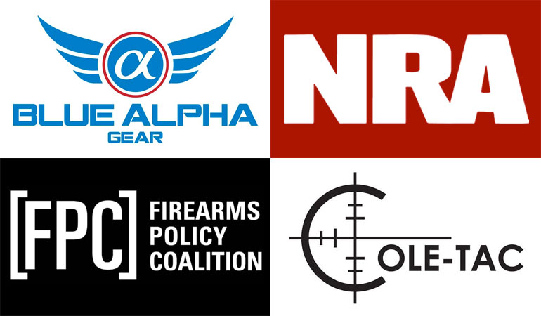 Blue Alpha Gear and Cole-TAC announced they are pulling out of the 148th NRA Annual Meetings & Exhibits.