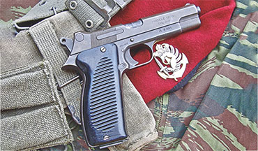 The MAC50 is a classic French military pistol with over a half century of service.