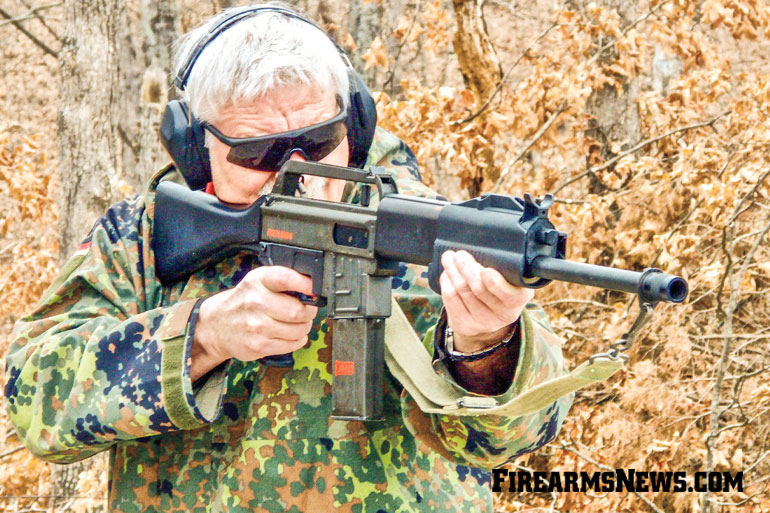 Franchi SPAS-15 Shotgun Review
