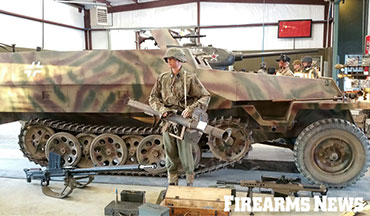 In part one of this three part series we take a look at the classic World War II German Sd.Kfz. 251 halftrack.